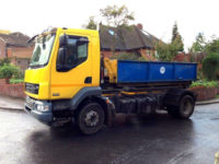roll on roll off skip hire